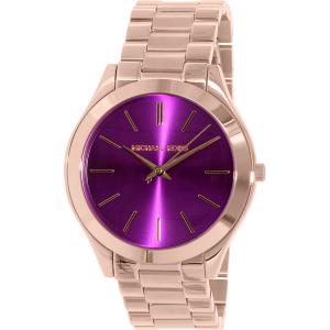 Michael Kors Women's Runway MK3293 Rose Gold Stainless-Steel Quartz Watch