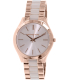 Michael Kors Women's MK4294 Rose Gold Stainless-Steel Quartz Watch - Main Image Swatch