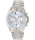 Michael Kors Women's Bradshaw MK6099 Silver Stainless-Steel Quartz Watch - Main Image Swatch