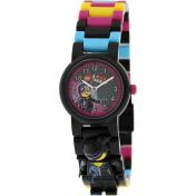 Lego Children's Lego Movie 9009990 Multicolor Plastic Quartz Watch