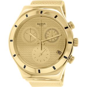 Swatch Women's Irony YCG410GB Gold Stainless-Steel Swiss Quartz Watch