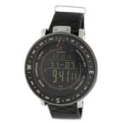 Vestal Men's Guide GDEDP07 Black Nylon Quartz Watch