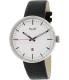 Vestal Men's Roosevelt ROS3L008 Black Leather Quartz Watch - Main Image Swatch