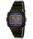 Casio Men's F108WHC-1B Black Rubber Quartz Watch - Main Image Swatch