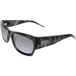 Fox Men's Heretic 59027-613-NS Black Square Sunglasses