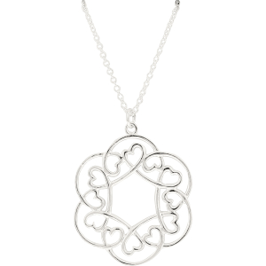 Exotic Identity Women's Endear Chain Necklace