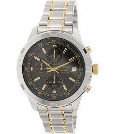 Seiko Men's SKS425 Silver Stainless-Steel Quartz Watch
