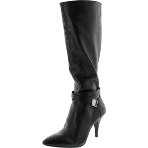 Vince Camuto Women's Ofra Mid-Calf Leather Boot