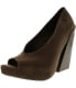 Melissa Women's Boho Ankle-High Synthetic Pump - Main Image Swatch