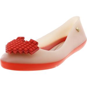 Melissa Women's Color Feeling Low Top Rubber Flat Shoe