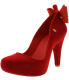 Melissa Women's Incense Laco Ankle-High Synthetic Pump - Main Image Swatch