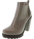 Melissa Women's Soldier Ankle-High Rubber Rain Boot - Main Image Swatch