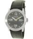 Nixon Men's Private A0491892 Black Leather Quartz Watch - Main Image Swatch