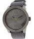 Nixon Men's Corporal A2431895 Grey Leather Quartz Watch - Main Image Swatch