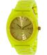 Nixon Men's Time Teller A3271896 Yellow Plastic Quartz Watch - Main Image Swatch