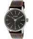 Nixon Men's Sentry A3771887 Brown Leather Quartz Watch - Main Image Swatch