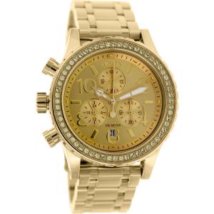 Nixon Women's 38-20 A4041520 Gold Stainless-Steel Quartz Watch