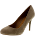 Chinese Laundry Women's Palace Ankle-High Suede Pump - Main Image Swatch