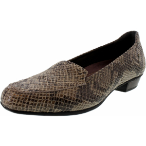 Clarks Women's Timeless Ankle-High Leather Loafer