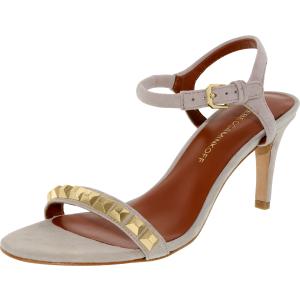 Rebecca Minkoff Women's Beau Ankle-High Suede Pump