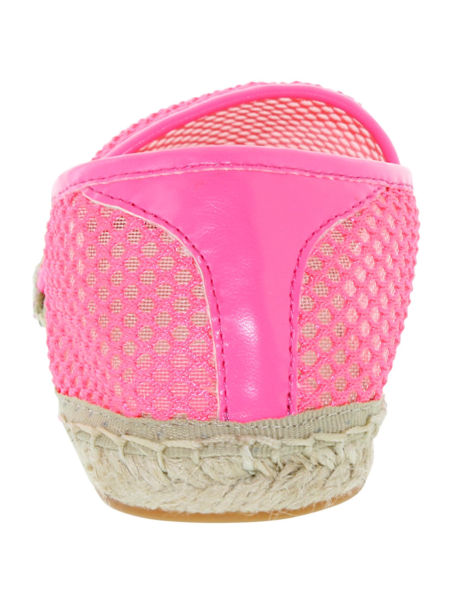 Rebecca-Minkoff-Women-039-s-Ginny-Ankle-High-Mesh-Slip-On-Shoes thumbnail 12