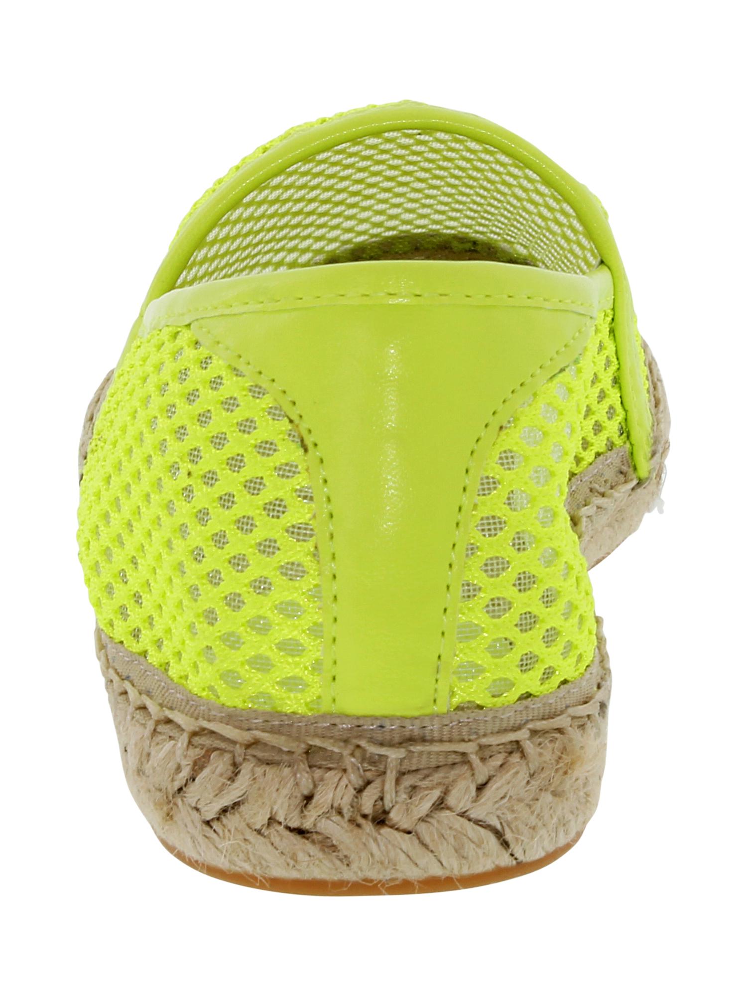 Rebecca-Minkoff-Women-039-s-Ginny-Ankle-High-Mesh-Slip-On-Shoes thumbnail 6