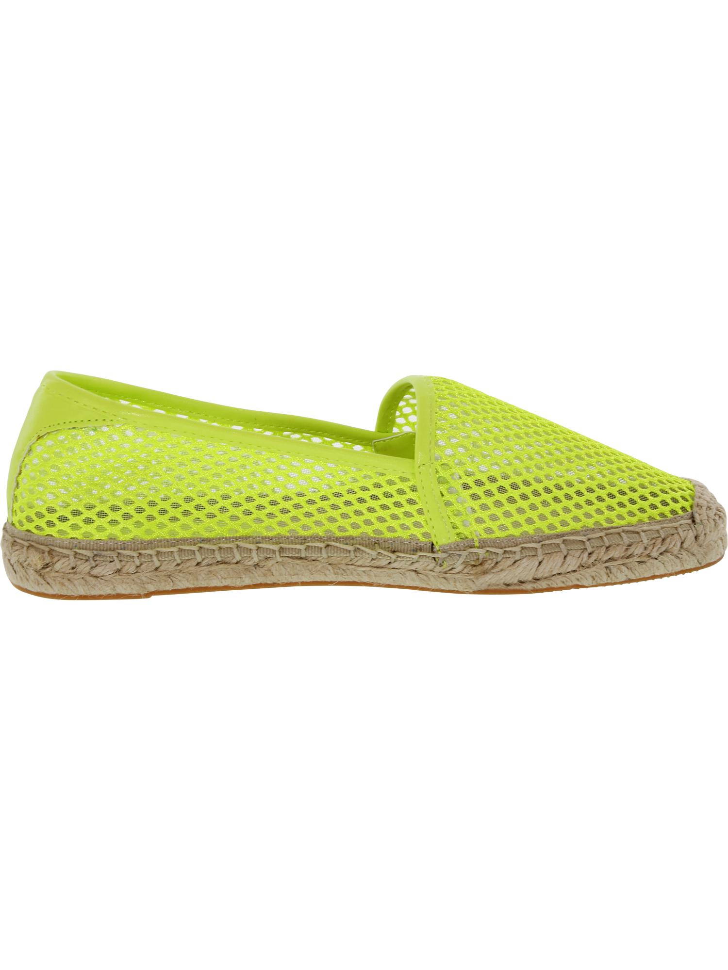 Rebecca-Minkoff-Women-039-s-Ginny-Ankle-High-Mesh-Slip-On-Shoes thumbnail 5