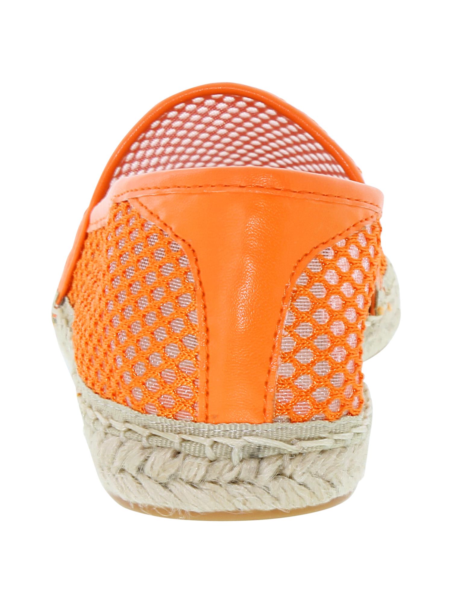 Rebecca-Minkoff-Women-039-s-Ginny-Ankle-High-Mesh-Slip-On-Shoes thumbnail 9