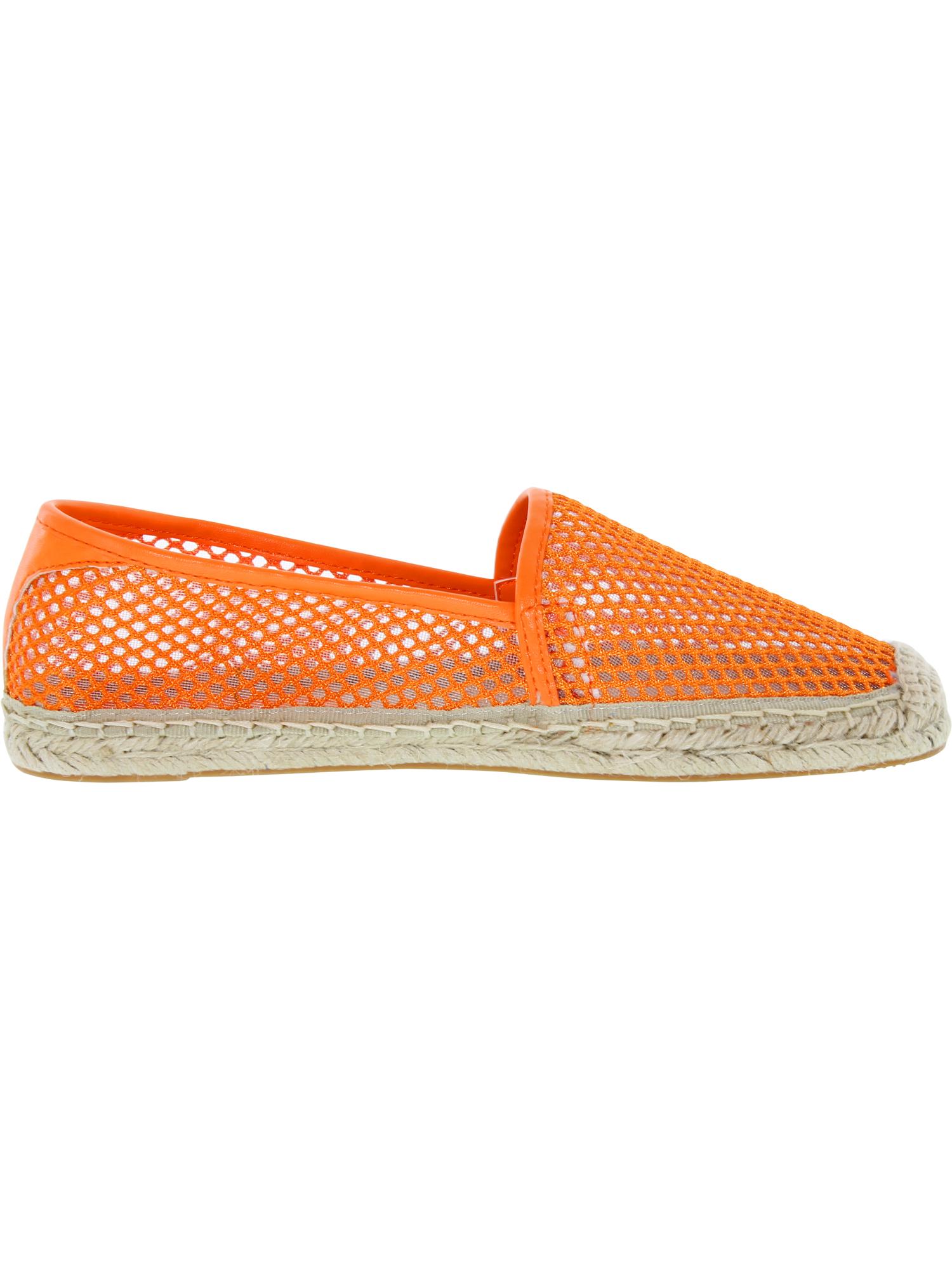 Rebecca-Minkoff-Women-039-s-Ginny-Ankle-High-Mesh-Slip-On-Shoes thumbnail 8