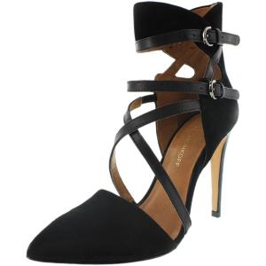 Rebecca Minkoff Women's Raz Ankle-High Leather Pump