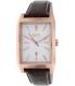 Hugo Boss Men's Architecture 1513075 Brown Leather Analog Quartz Watch - Main Image Swatch