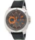 Hugo Boss Men's Brisbane 1513101 Black Silicone Analog Quartz Watch - Main Image Swatch