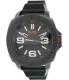 Hugo Boss Men's Sao Paulo 1513106 Black Silicone Analog Quartz Watch - Main Image Swatch