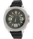 Hugo Boss Men's Sao Paulo 1513107 Black Rubber Analog Quartz Watch - Main Image Swatch