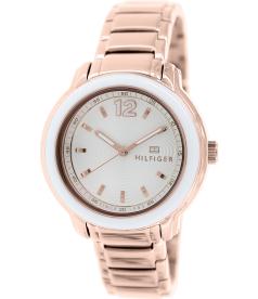 Tommy Hilfiger Women's 1781420 Rose Gold Stainless-Steel Analog Quartz Watch