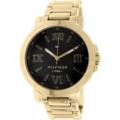 Tommy Hilfiger Women's 1781471 Antique Gold Stainless-Steel Analog Quartz Watch