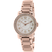 Tommy Hilfiger Women's 1781476 Rose Gold Stainless-Steel Analog Quartz Watch