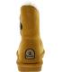 Bearpaw Women's Rosie Ankle-High Sheepskin Boot - Back Image Swatch
