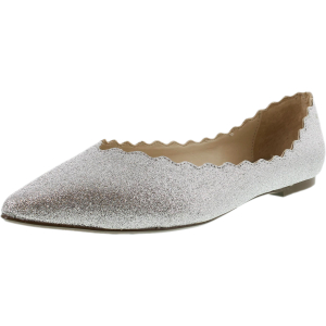 Betsey Johnson Women's Cake Ankle-High Leather Flat Shoe