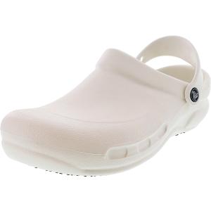 Crocs Men's Bistro Ankle-High Rubber Flat Shoe