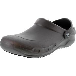 Crocs Men's Bistro Mario Batali Ankle-High Rubber Sandal