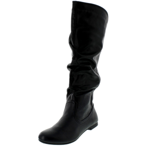 Fergalicious Women's Jackpot Knee-High Synthetic Boot