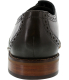 Florsheim Men's Castellano Ankle-High Leather Oxford Shoe - Back Image Swatch