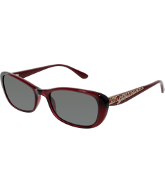 Guess Women's  GU7210-BU-3-54 Pink Rectangle Sunglasses