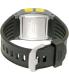 Nixon Men's Lodown A2891687 Black Resin Quartz Watch - Back Image Swatch