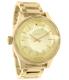 Nixon Men's Facet A384502 Gold Stainless-Steel Quartz Watch - Main Image Swatch
