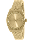 Nixon Women's Time Teller A3991520 Gold Stainless-Steel Quartz Watch - Main Image Swatch