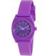 Nixon Women's Time Teller A425230 Purple Resin Quartz Watch - Main Image Swatch