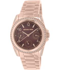 Michael Kors Women's Blair MK6092 Rose Gold Stainless-Steel Quartz Watch
