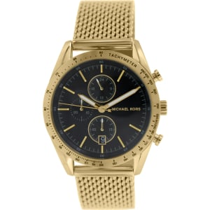 Michael Kors Men's Accelerator MK8388 Gold Stainless-Steel Quartz Watch